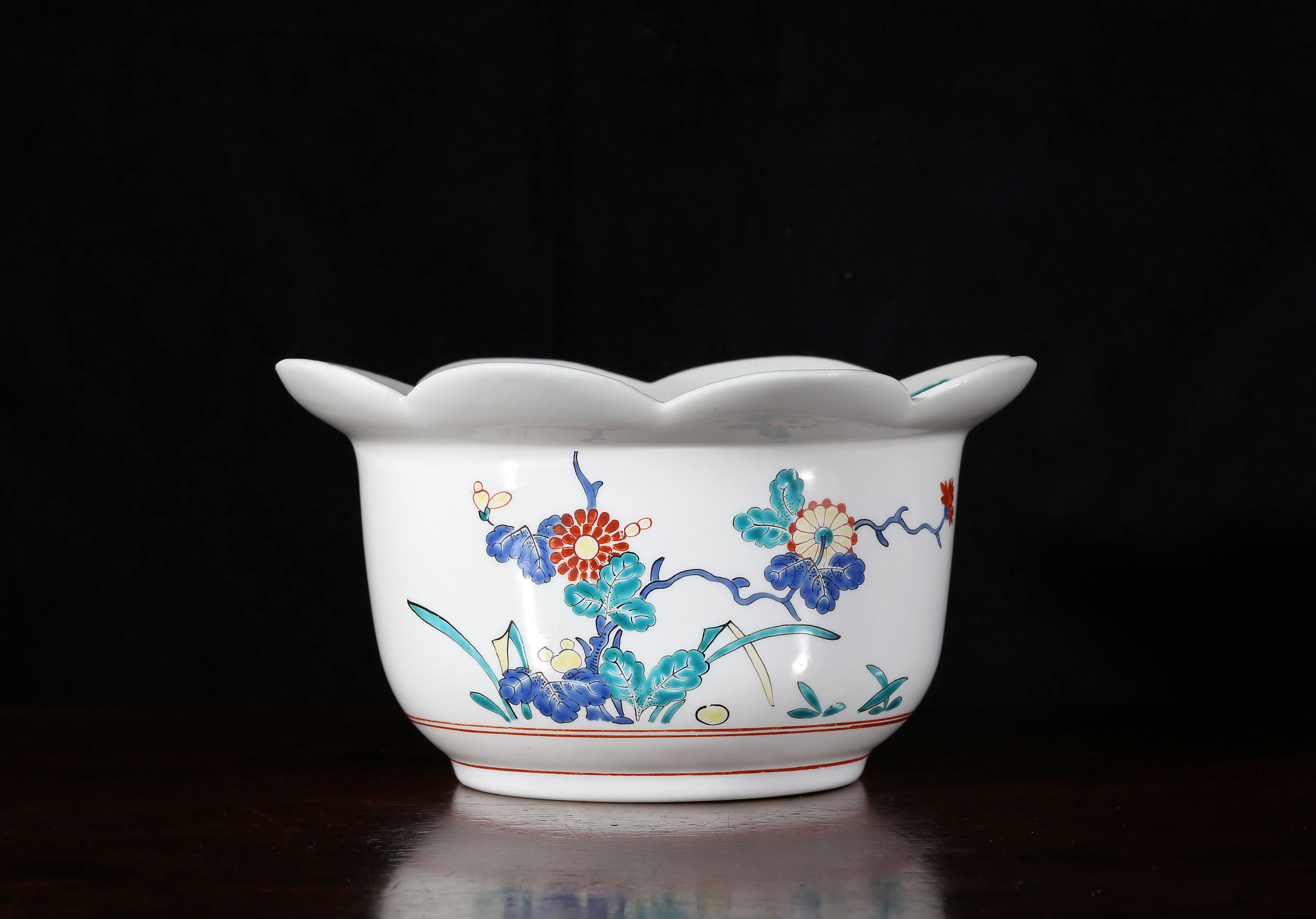 A Chantilly Bowl